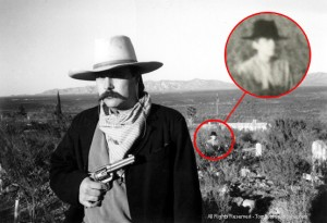 Ghost of Boothill - Tombstone Arizona